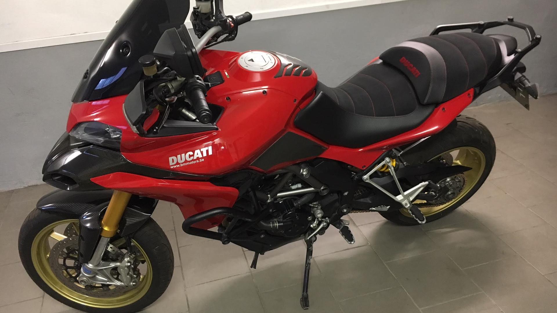 Ducati Multisrada