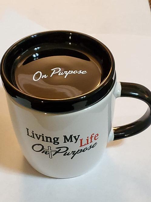 On Purpose Mug & Coaster Set