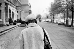 Karl Marx Allee  - Berlino