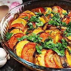 Qarışıq tərəvəz / Mixed vegetables