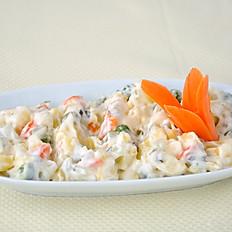 Rus salatı / Russian salad