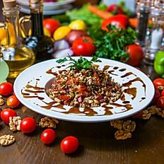 Gavurdağı salatı / Gavurda salad