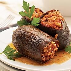 Badımcan dolması / Eggplant stuffed