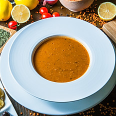 Mərci şorbası / Lentil soup