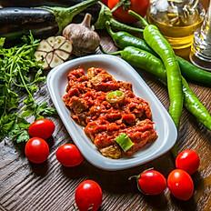 Badımcan salatı / Eggplant Salad