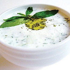 """""""Cacığ"""" Türk sousu / Turkish sause """"Tzatziki"""""""