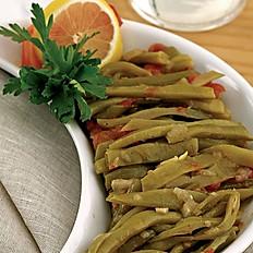Zeytun yağlı lobya / Beans with olive oil