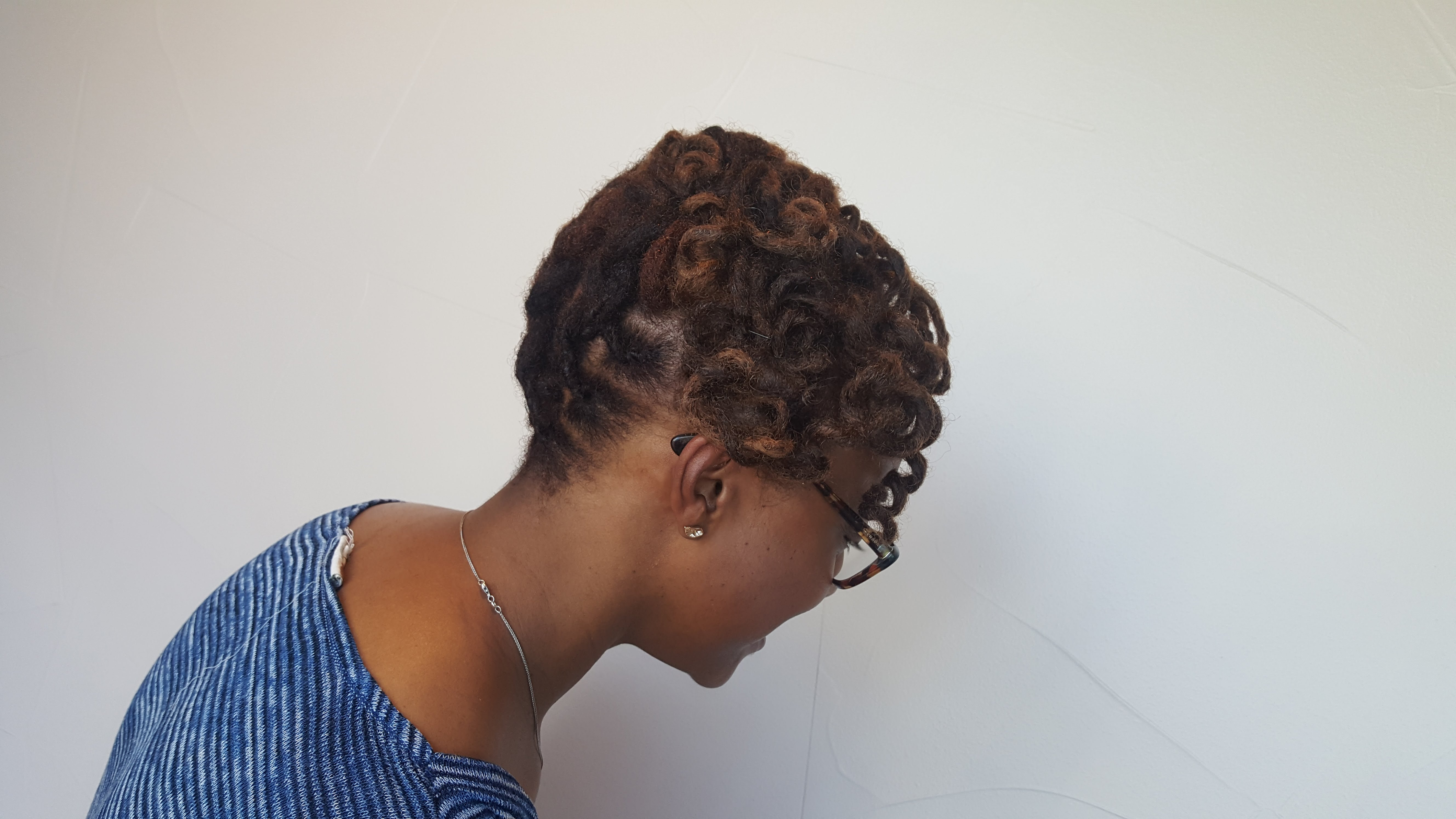 Permanent Loc Extensions w/ Style