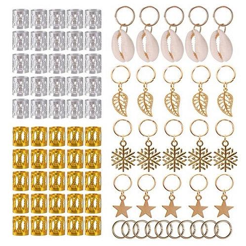 Braid Bead Accessories