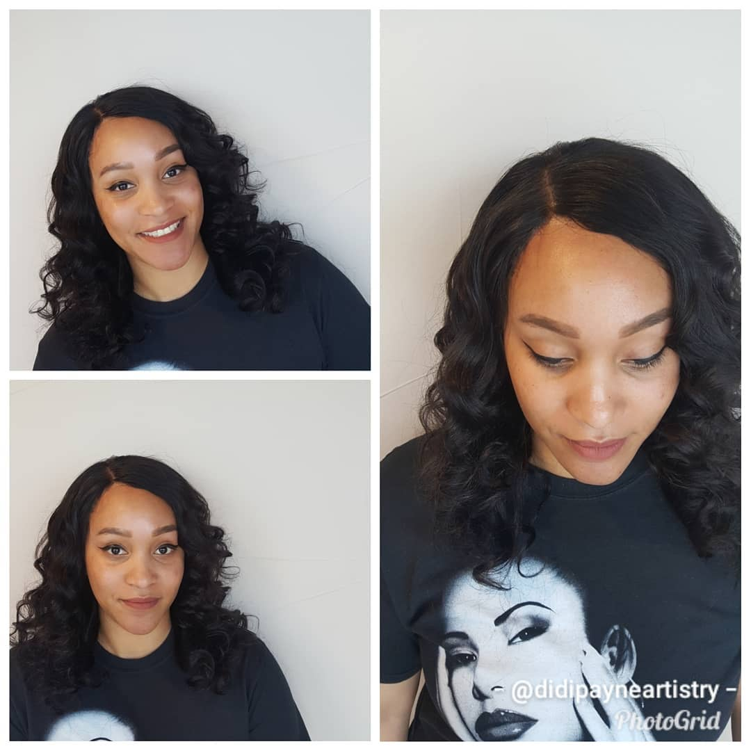 360 Frontal Sew-In