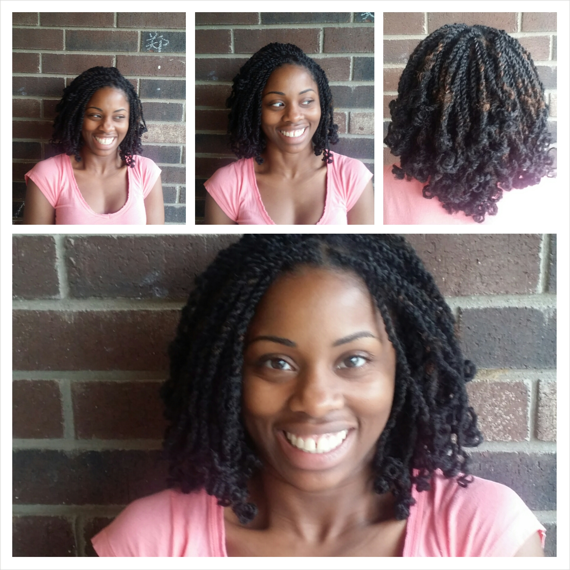 Kinky Twist| Curly Size 3 SL