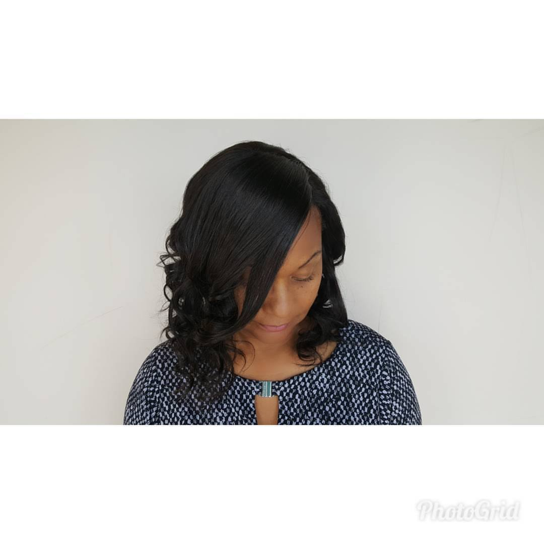 360 Frontal Sew In