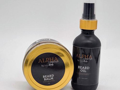 Alpha Man Beard Oil