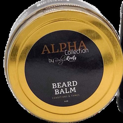 Alpha Man Beard Balm