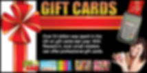 Gift card systems