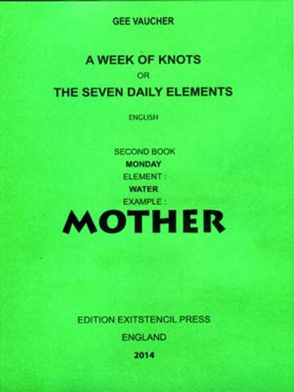 A Week of Knots - Monday