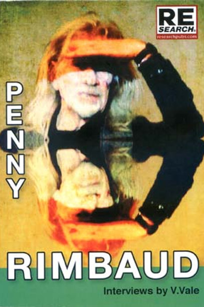 Penny Rimbaud - Interviews by V Vale