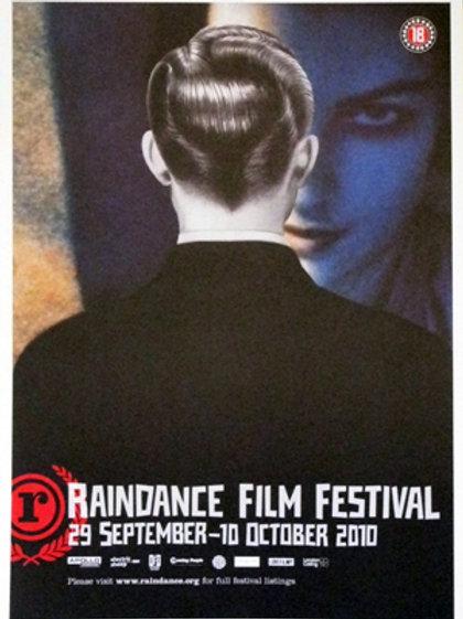 Raindance Film Festival Poster 2010