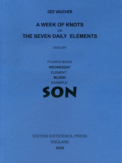 A Week of Knots - Wednesday