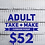 Thumbnail: Adult Make + Take - curbside pickup