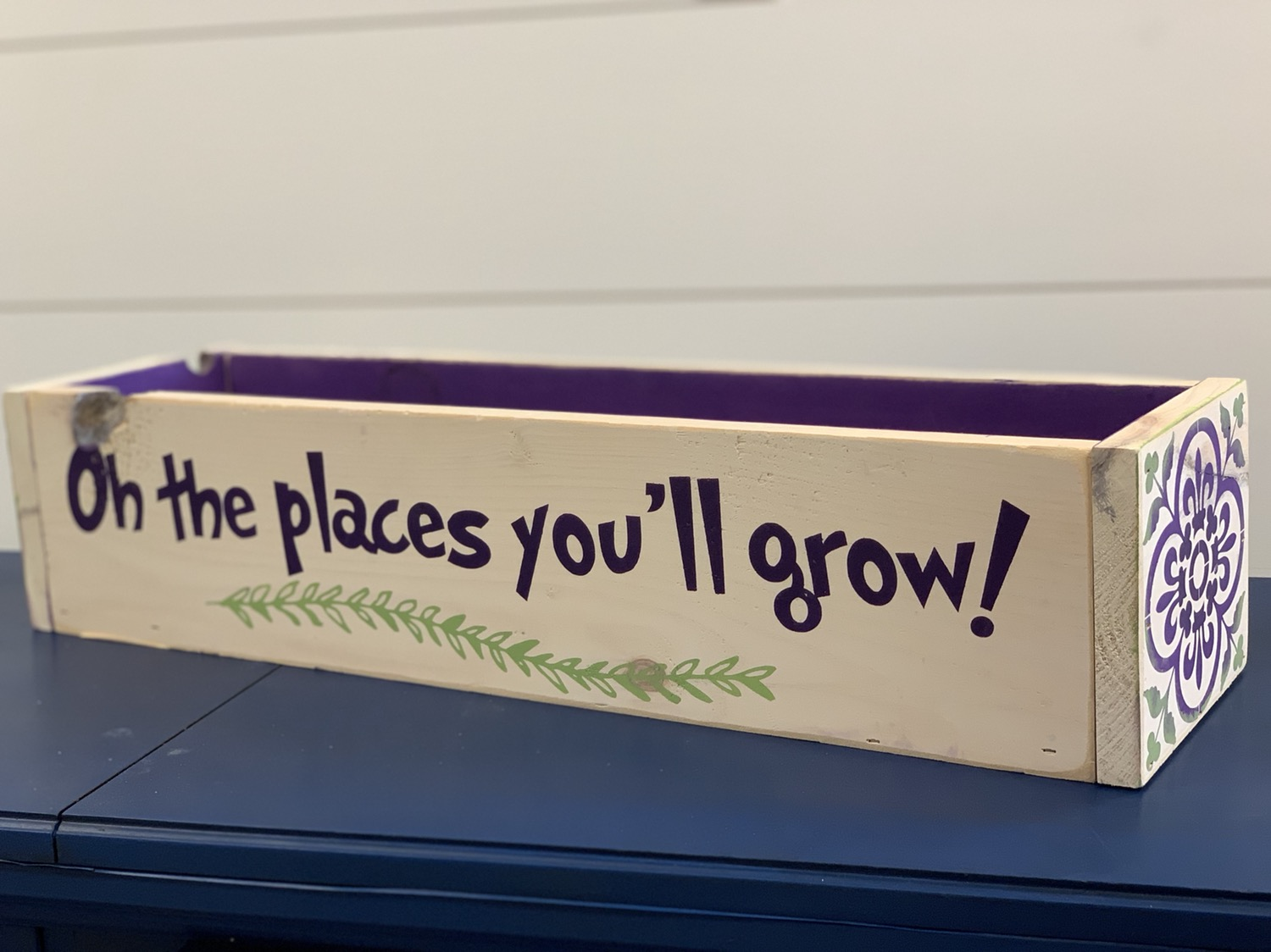 Oh the places you'll grow
