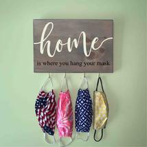 home hang mask