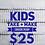 Thumbnail: Kids Make + Take - curbside pickup