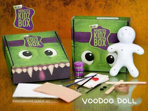 Mini Monster Box - Voodoo Doll