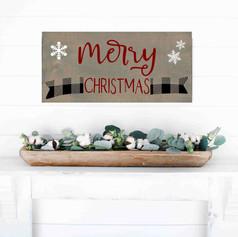 Buffalo Merry Christmas