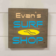 surf shop with name