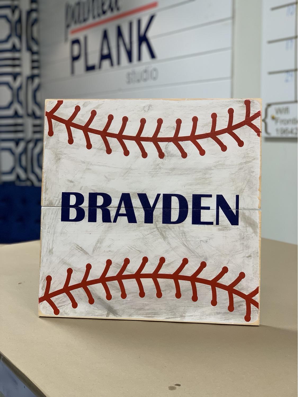 Baseball Name