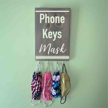 Phone keys mask
