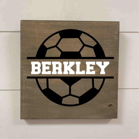 soccer ball name
