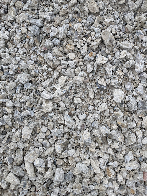 Concrete Crushed