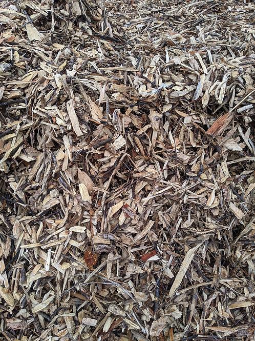 Un- screened Woodchips
