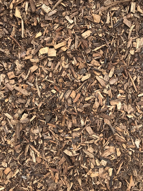 Fine, Screened Woodchips