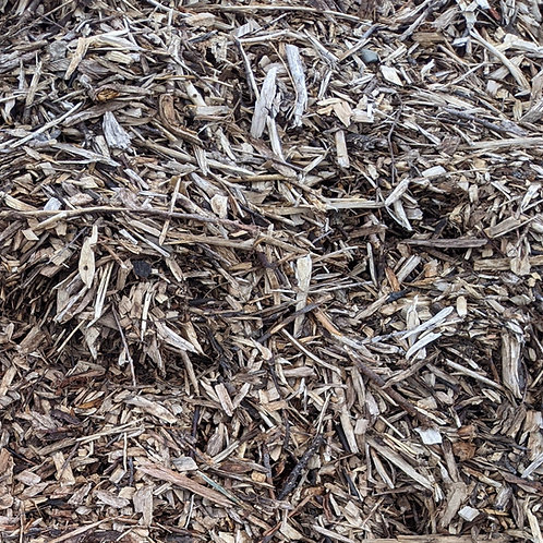 Course Screened Woodchips