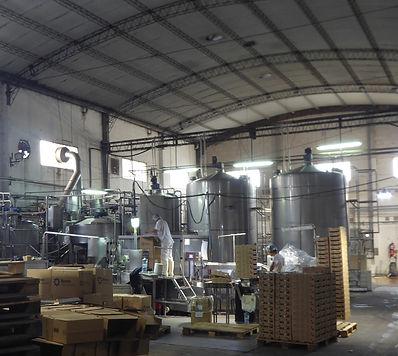 DE production