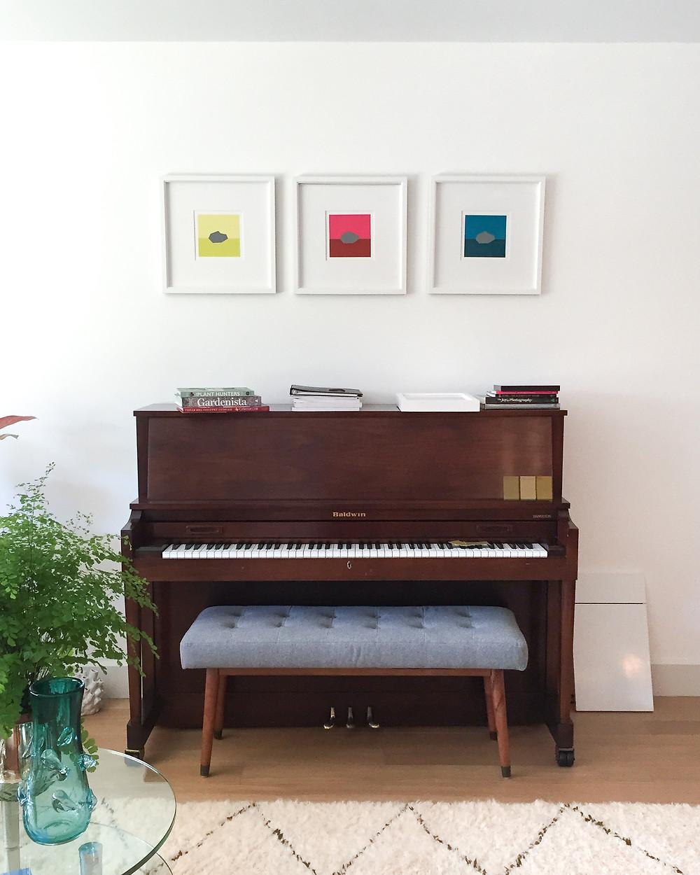 Meeta's Piano