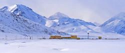 キルギス 雪山 観光 J STYLE CONSULTING