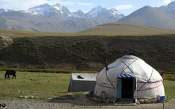 キルギスタン ユルタ テント 観光 J STYLE CONSULTING