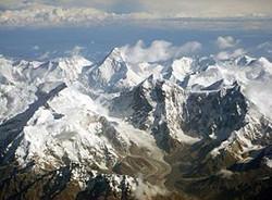 キルギス天山山脈
