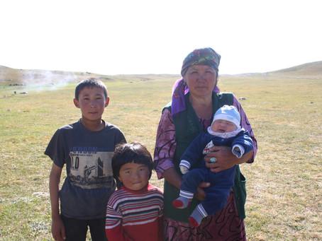 キルギス山岳協会が2017年夏にマウンテン・スプリット・プログラム開催