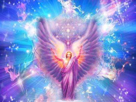 Soyez simplement dans un regard remplit de compassion et de tendresse pour vous-mêmes Archange Métat