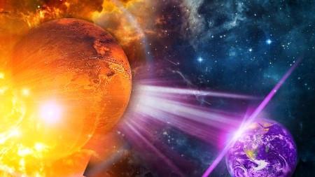 La planète sera balayée par des énergies intenses jusqu'à la fin octobre