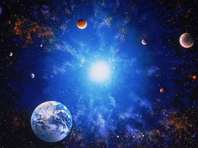 Nouvelle Terre & Prolongation des Énergies d'Éclipse