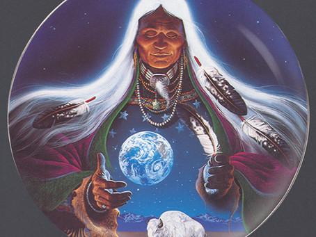 Rassemblement des tribus Amérindiennes prophétie du 8ème Feu