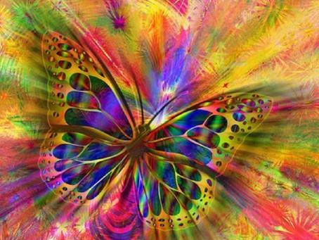 Archange Michaël_L'effet papillon sur l'éveil de la conscience humaine