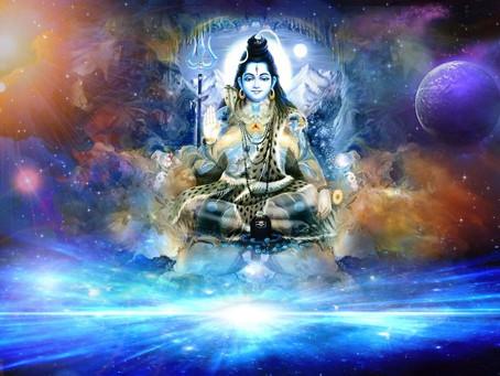 Shiva nous invite à nous battre, à être des combattants pour la Lumière, à prendre l'arme de l&#