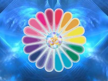 Les Rayons Sacrés sont des forces vibratoires qui ont des pouvoirs et peuvent agir directement sur n